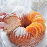 Fluffosa arancia e cannella