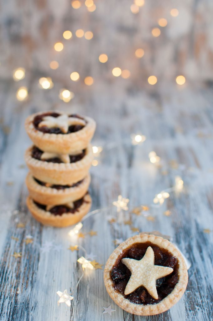 Mince Pies Natale