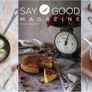 Say Good Magazine N° 4