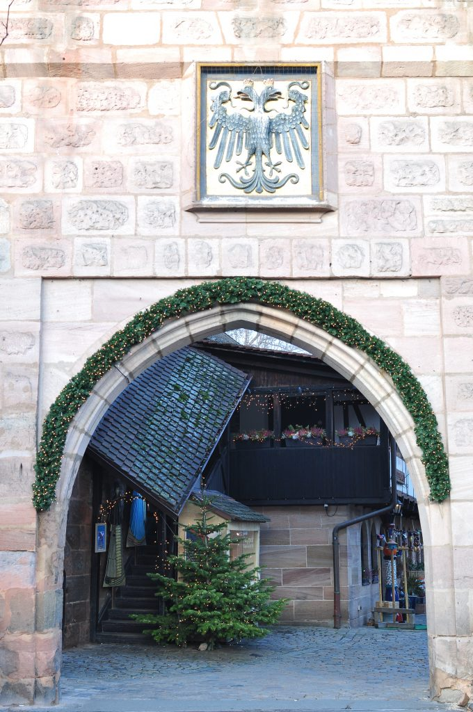 Norimberga mura medievali