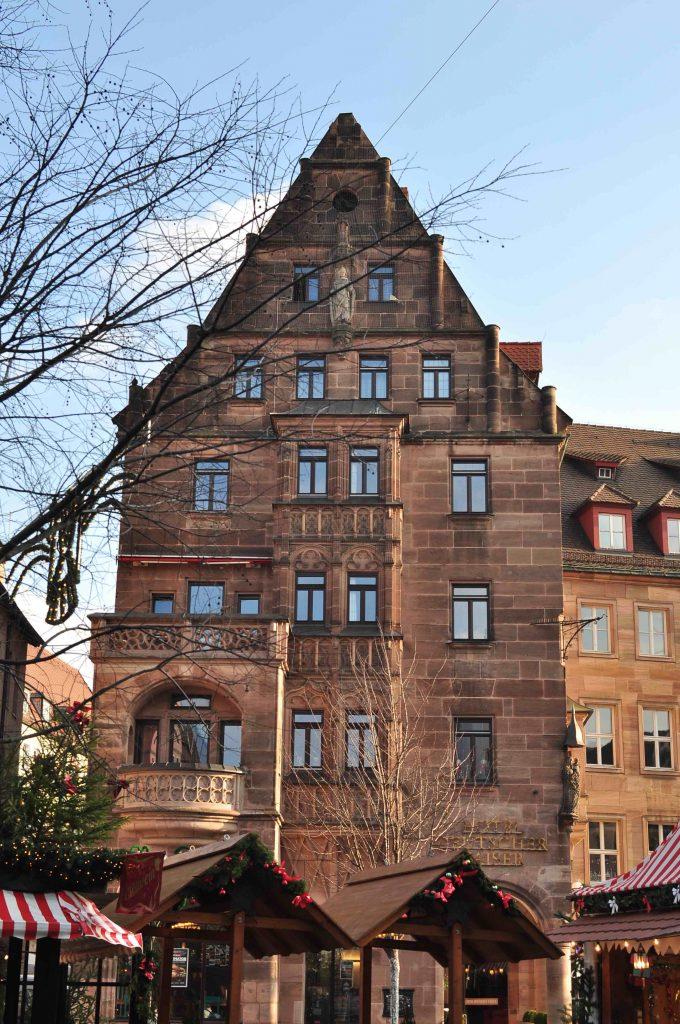 Norimberga palazzi centro