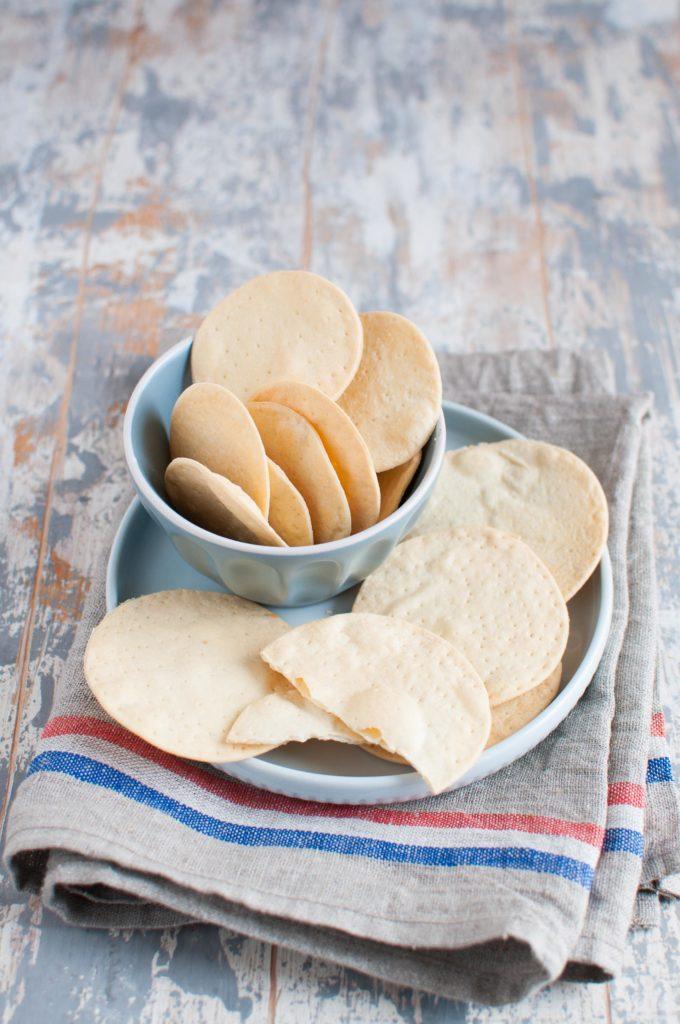 Cracker leggeri e veloci