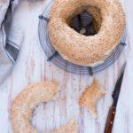 Koulouri – pane greco al sesamo