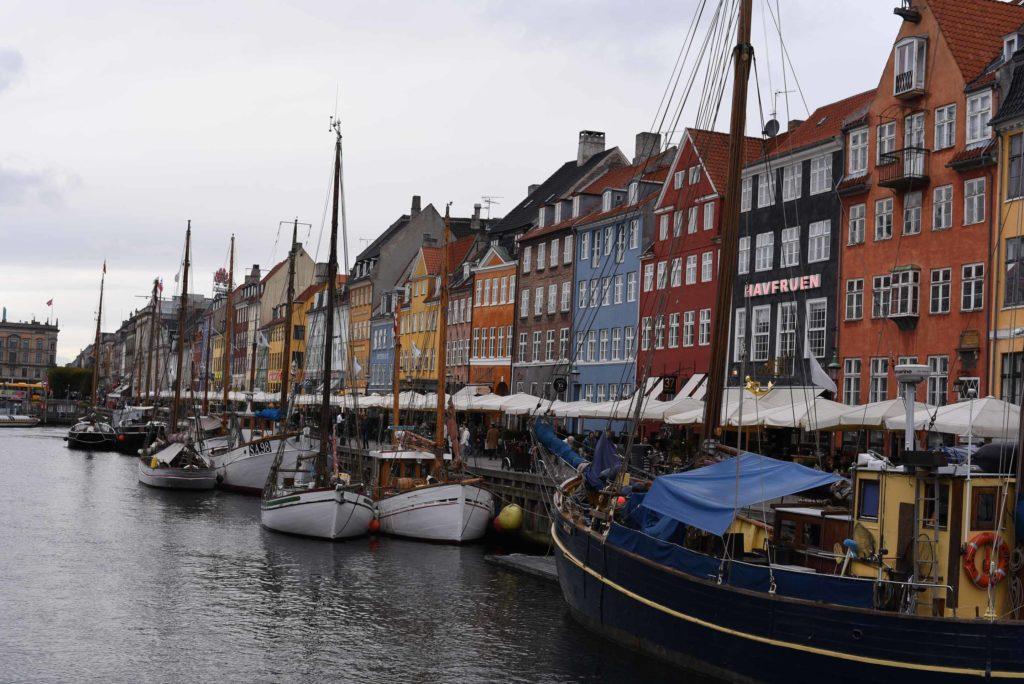 Porto Nyhavn Copenaghen