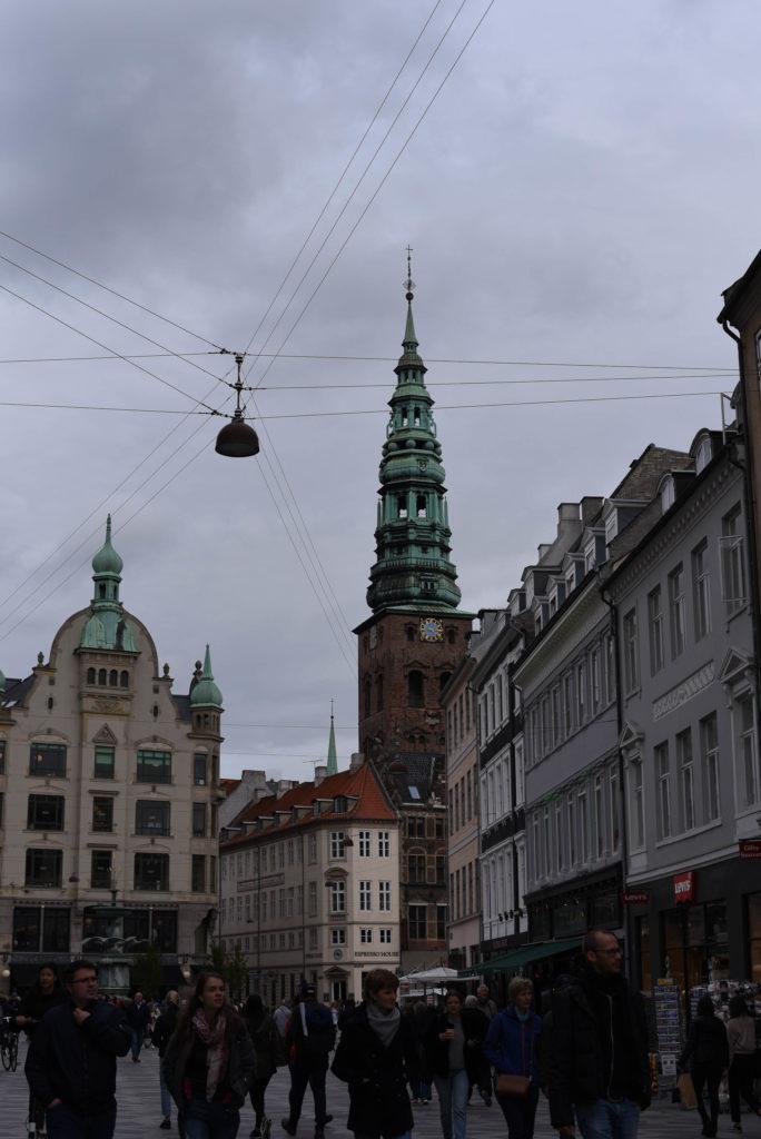 Copenaghen centro città