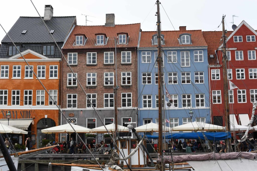 Nyhavn porto di Copenaghen