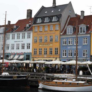 Porto vecchio Copenaghen