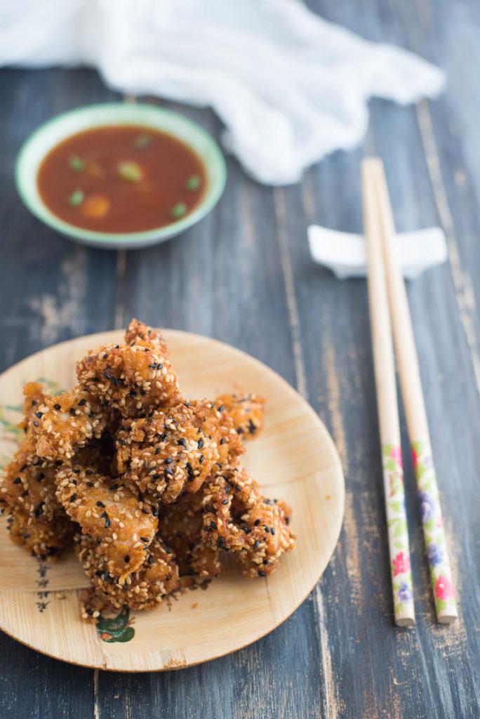 Nuggets di pollo ricetta facile