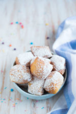 Beignets di New Orleans