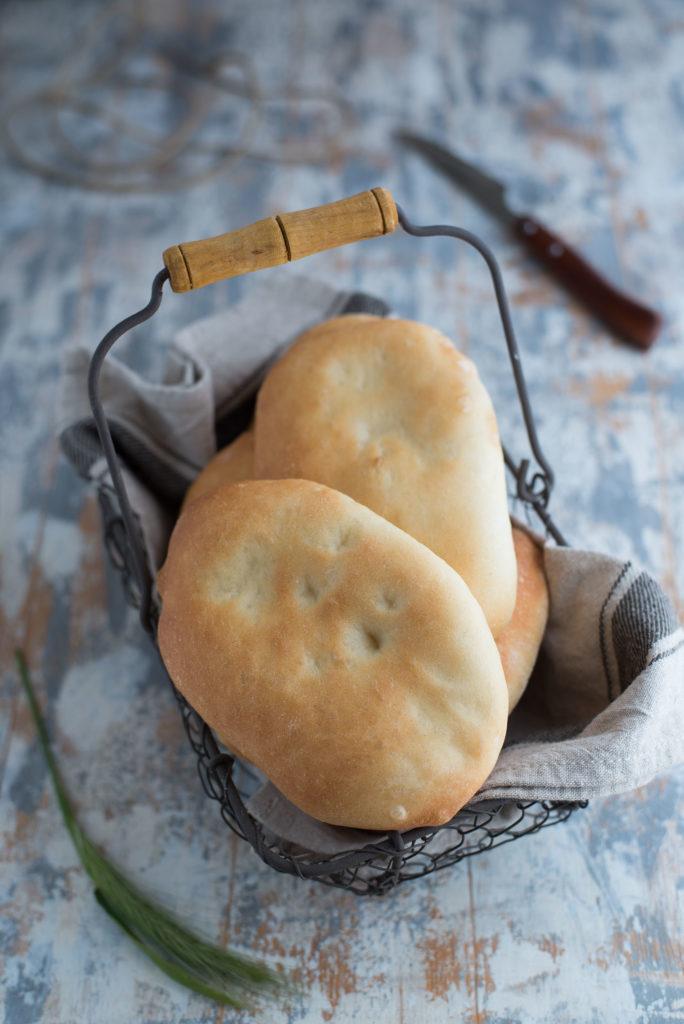 Ciabattine o schiacciatine pane