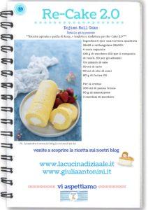 Locandina Re-Cake 2.0 maggio 2020