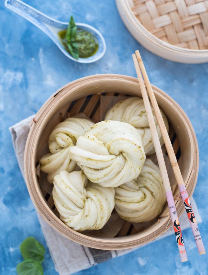 Hua Juan Flower rolls
