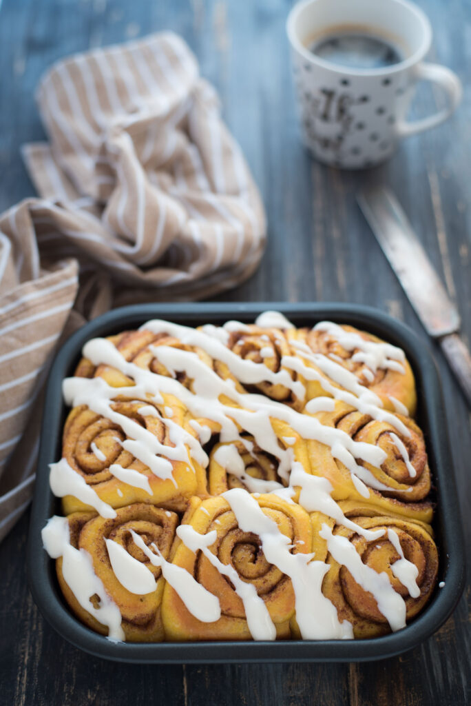 Cinnamon roll ricetta originale