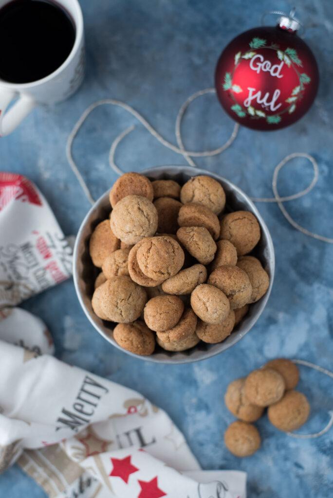 Biscotti danesi speziati