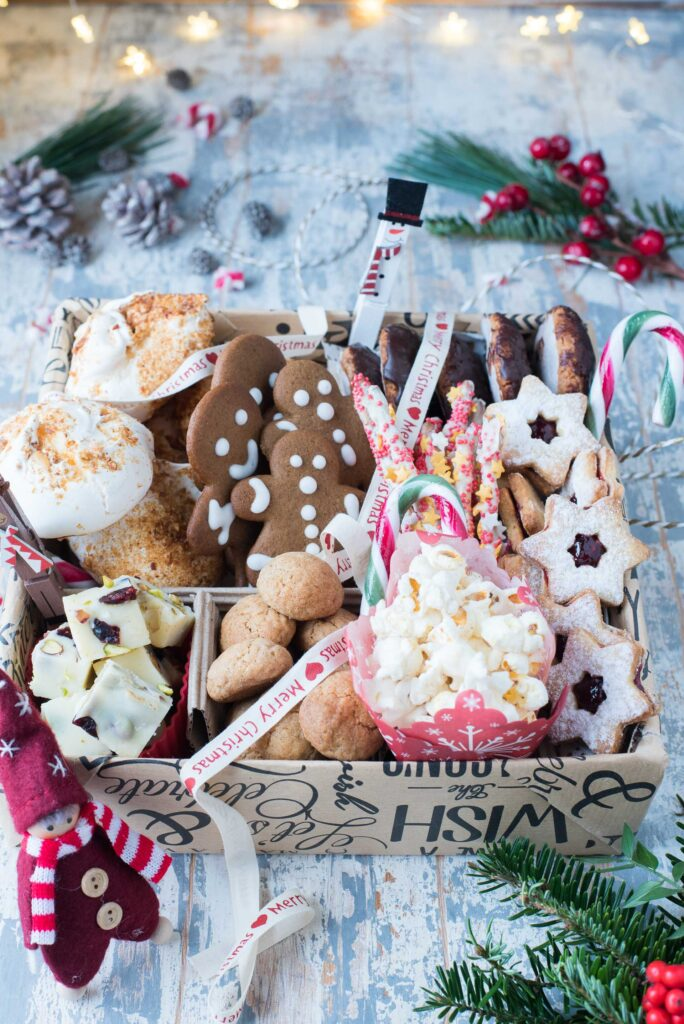 Cookie box Natale