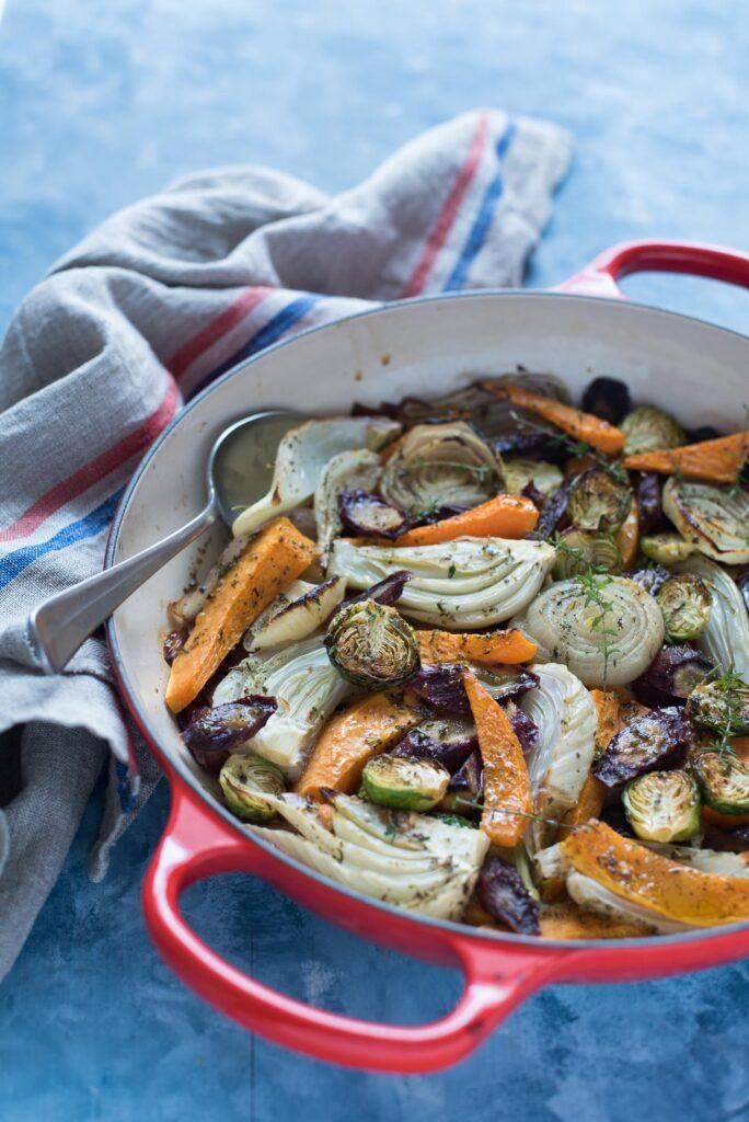 Verdure al forno facili e veloci