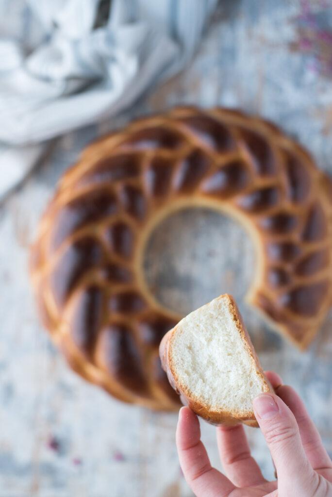 Colac pane dell'est Europa