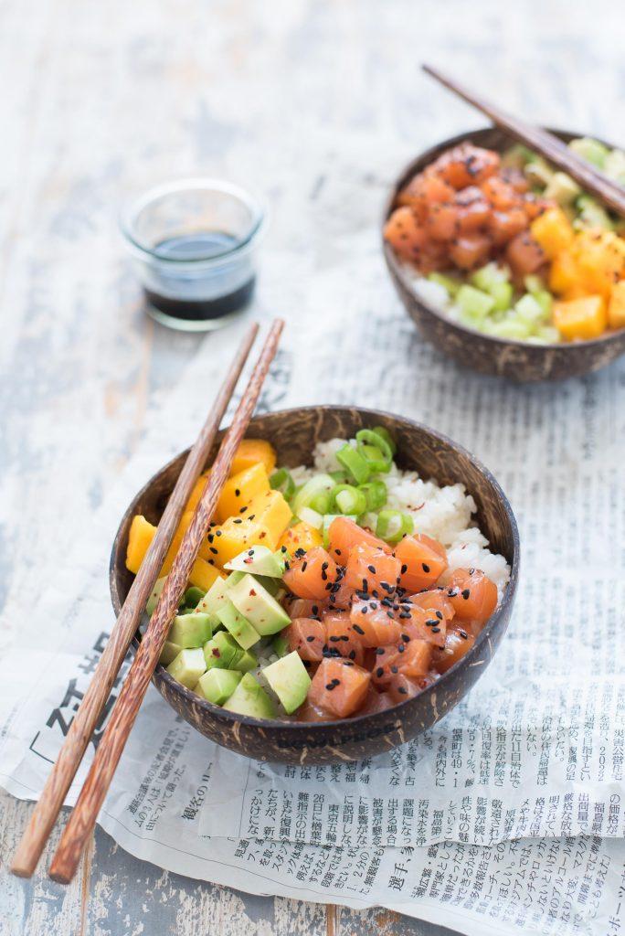 Poké bowl ricetta originale